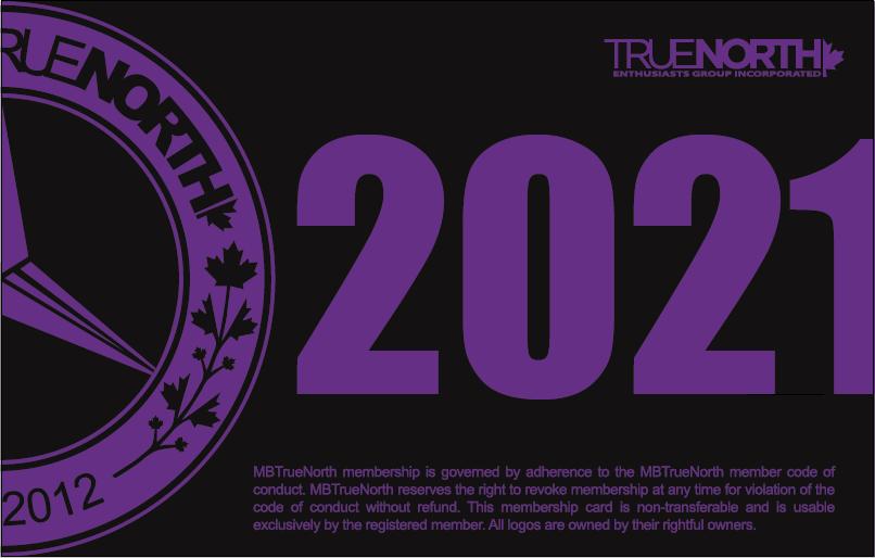 MBTrueNorth 2021 membership