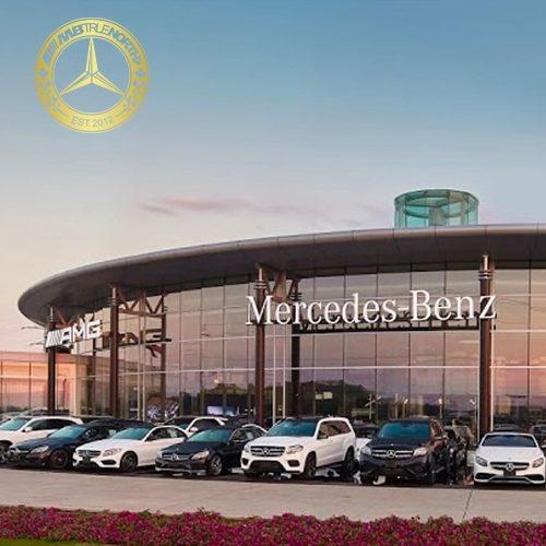 Mercedes Benz Burlington is one of our 2021 sponsors